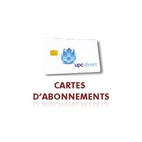 Carte UPC Direct 12 Mois