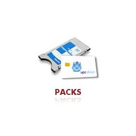 Pack: UPC Direct 12 mois + Module PCMCIA