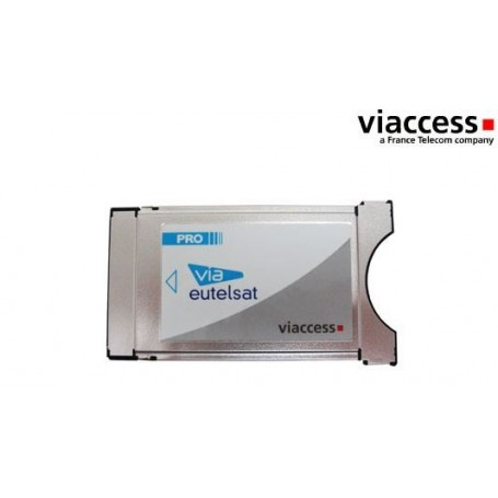 PCMCIA Viaccess DVB CI MPEG2/4 Professional