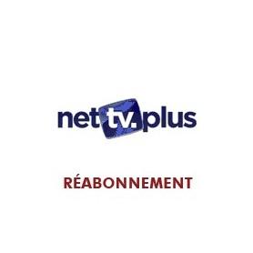Renovação de Ip Tv Net Plus
