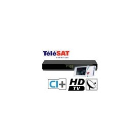 Pack TELESAT Basic plus 12 mois + decodeur