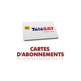 Обновление ТВ основные Telesat больше