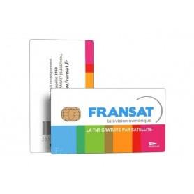 Card Fransat