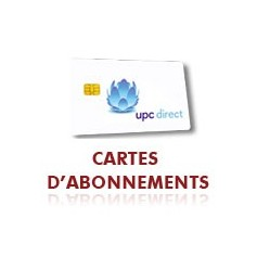 Carte UPC Direct 12 Mois