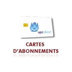 Mappa di UPC Direct 12 mesi