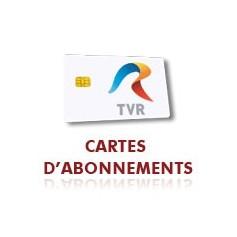 Assinatura romena TVR, cartão inteligente,