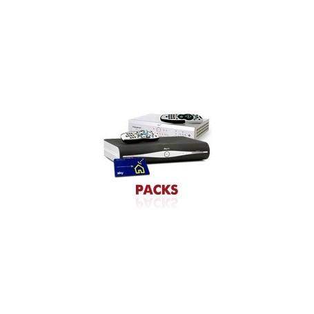 Descodificador 3D, cel Uk, HDD, Cadena anglès
