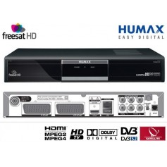 Humax FOXSAT-HD Freesat receptor