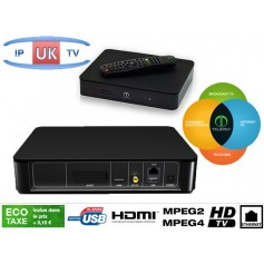 IP Uk Tv, English channel