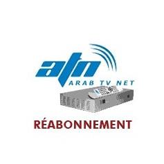 Erneuerung ARABISCHE NET TV Arabisch voll. ATN