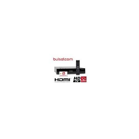 Bulsatcom tv + descodificador