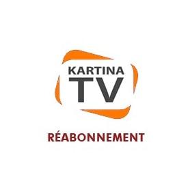 Kartina Russians 1 year renewal