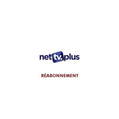 Renovación Ip Tv Net Plus
