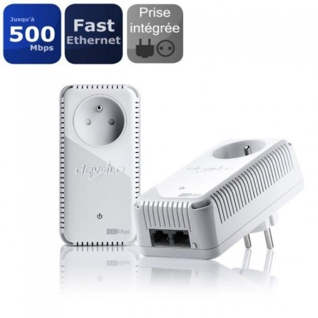 CPL 500 internet AV per presa elèctrica