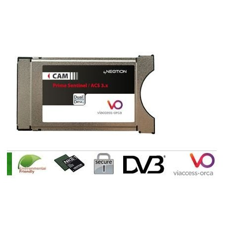 Pcmcia Viaccess secure ready, viaccess, Neotion pc 6.0 secure ready