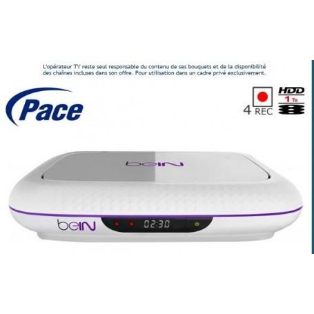 Decodificador oficial, Pace DMS7000NBS por ser esportes Arábia
