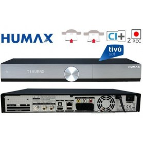 Mappa Tivusat - TivuMax HDR-1001S Digital