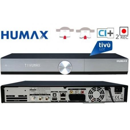 Carta Tivusat + Récepteur SD1 iD digital