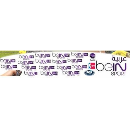 beIN Sport Arabia pieno su EUTELSAT 25B (ES'HailSat)