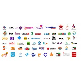 Bouquet pakage Arabic, Full, + 1000 channels in iptv, Nilesat, Arabsat, Hotbird