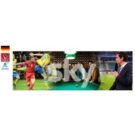 Sky Deutschland Fußball bundesliga avec module