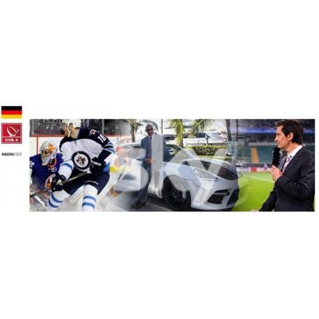 Небо Deutschland Fussball бундеслиги с модулем
