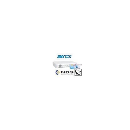 Cielo, Italia, Sky sport, mappa, deco, + abbonamento smart card