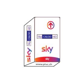 SKY Italia Hd , Sky Calcio HD, Carte abonnement SKY Italia