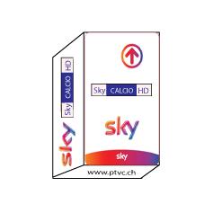 (1) SKY Italia Hd , Sky Calcio HD, Publiage Carte abonnement SKY Italia