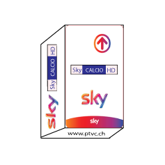 Carte abonnement SKY Italie News + Calcio