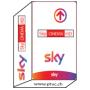 Carte abonnement SKY Italie Basic HD, Sky Cinema HD