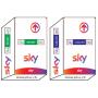 Carte abonnement Sky Italia HD, Sky Sport Hd, Sky Calcio HD