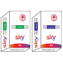 Carte abonnement Sky Tv + Calcio
