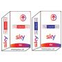 Sky Italia Hd, Sky Calcio HD, Sky Movies HD, TV-Karte Abonneement Himmel es.