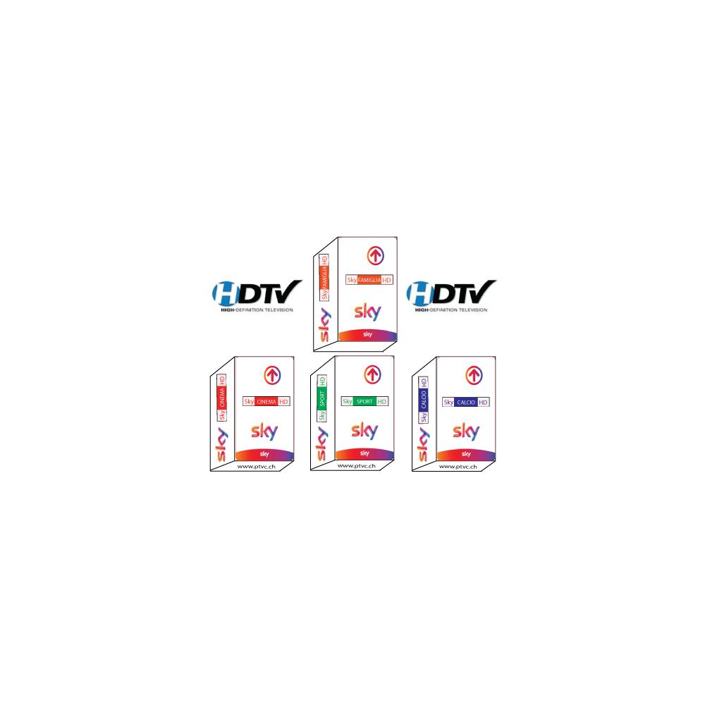 map of abonneement  hd  sky tv italia  famiglia  football  sports  cinema