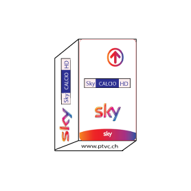 Carte abonnement SKY Italia Basic, Sky Calcio HD
