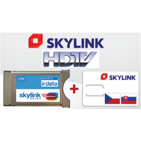 Bouquet Skylink Multi + pcmcia Irdeto