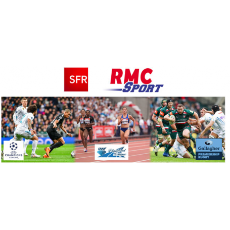 Card for RMC Sport