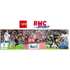 carte abonnement rmc Sfr Sport