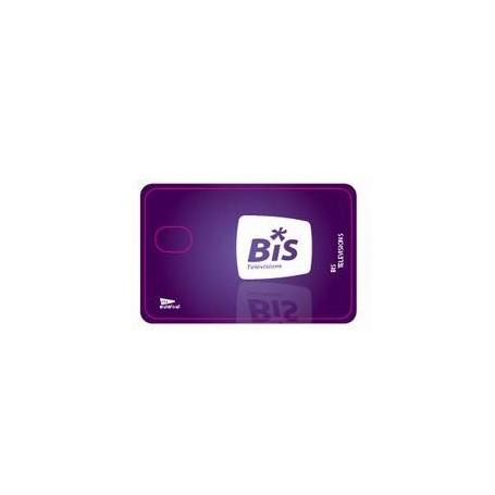 Renewal Bis, ABBIS, BIS TV Bistelevision en Atlantic-bird, Swiss