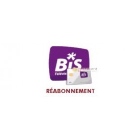 Renewal Bis ABBIS BIS TV Bistelevision on Atlantic bird