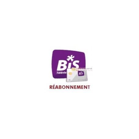 Renewal Bis ABBIS BIS TV Bistelevision on Atlantic bird