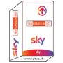 Карта доступа для Sky Italy ежемесячный платеж Sky Tv Italia Hd, Famiglia, Calcio, Спорт HD, Кино