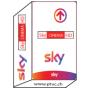 Anreisekarte für Sky Italien Monatliche Zahlung Sky Tv Italia Hd, Famiglia, Calcio, Sport HD, Kino