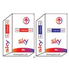 Sky Cinema Hd, Sky Calcio HD, Sky Calcio