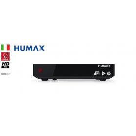 Humax Tivumax PRO HD-6800S Tivusat et carte 4K UHD