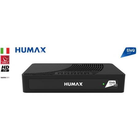 Humax Tivumax LT HD 3800S2 Tivusat