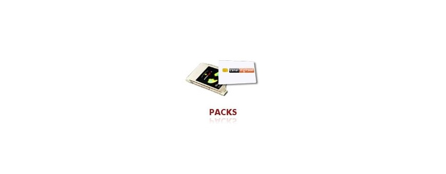 Pack abonnement Canal Digitaal + PCMCiA