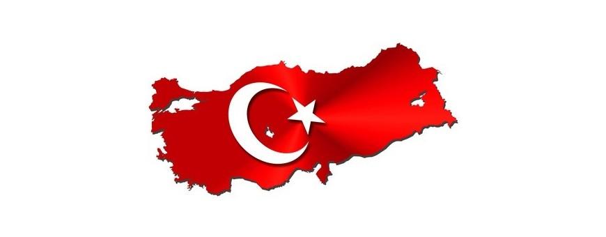 TV turco, Turquía