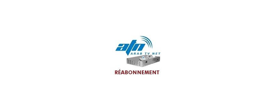 Renouvellement, Abonnement, arab net, Atn